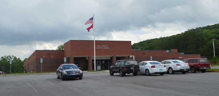 Polk County Detention Center